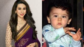 Karisma Kapoor Reveals The Plans Of Taimur Ali Khan's First Birthday