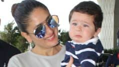 Kareena Kapoor On A Crying Taimur: Some Nights Were Frustrating As I Tried Inexpertly To Calm Him