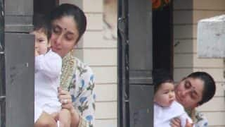 Taimur Ali Khan and Misha Kapoor celebrating Diwali with Kareena Kapoor Khan and Shahid Kapoor Is Cutest Thing We Have Seen This Festive Season