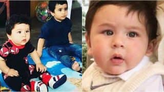 Laksshya Kapoor And Taimur Ali Khan Meet Once A Month For A Playdate, Says Tusshar Kapoor