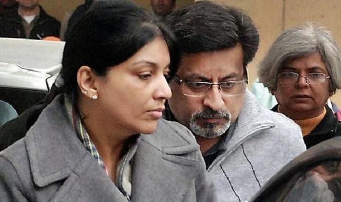Rajesh Talwar and Nupur Talwar