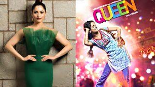 Tamannaah Bhatia To Recreate Kangana Ranaut Starrer Queen's Magic In Telugu Remake