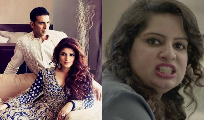 Mallika Dua dismisses Twinkle Khanna's 'lame jokes' on Akshay Kumar's crass remark