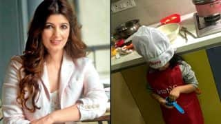 Akshay Kumar's Daughter Nitara Plays A Chef But Leaves Twinkle Khanna Worried About The Mess