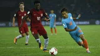 FIFA Under-17 World Cup Match: Statistics Show the Dominance of USA Over India