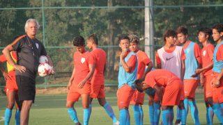 Watch: Indian Senior Football Team Wishes Junior Boys Ahead of FIFA U-17 World Cup 2017