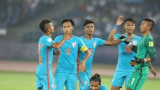 India vs Ghana, LIVE Football Score, FIFA U-17 World Cup 2017: Ghana Win by 4-0