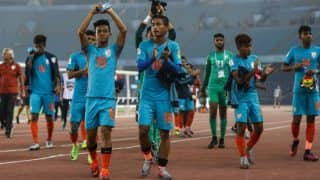 FIFA Under-17 World Cup: Learnt a Lot From The Tournament, Says India Captain Amarjit Singh