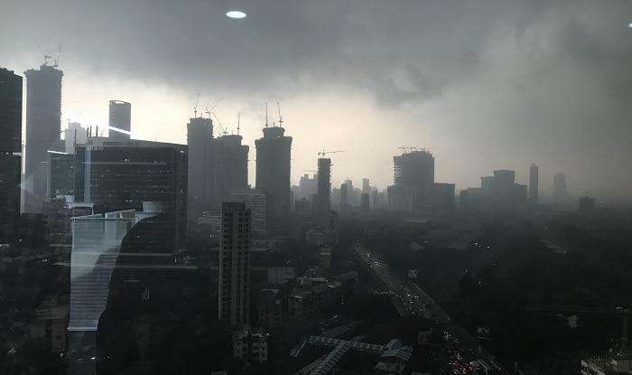 Image result for thunderstorm in mumbai