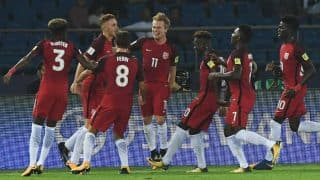 FIFA U-17 World Cup 2017: USA Edge Out Ghana 1-0 in Thrilling Encounter