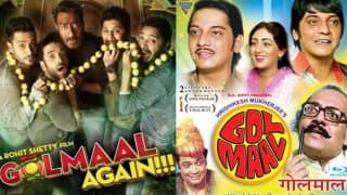 Golmaal Again In Theatres, Gol Maal At Home: 7 Fun, Slice Of Life Films To Watch With Your Family This Diwali Weekend
