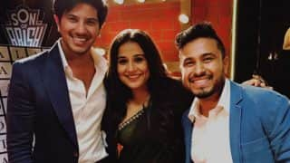 Solo Fame Dulquer Salmaan Announces Teaming Up With Vidya Balan On Instagram