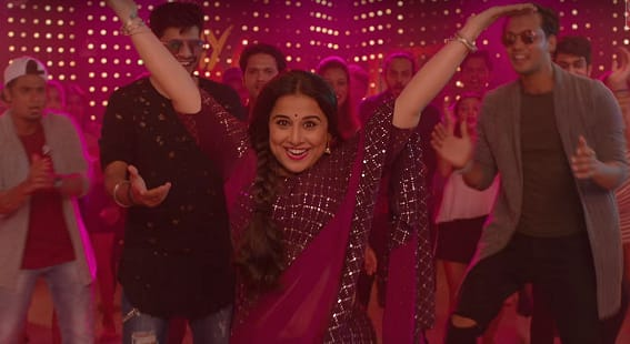 Tumhari Sulu's new song 'Hawa Hawai 2.0' released!