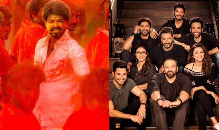 Golmaal Again movie review: Ajay Devgn offers a laugh riot this Diwali