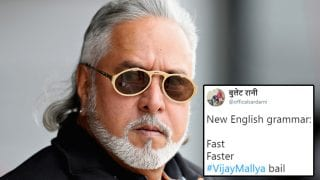 Vijay Mallya's Arrest And Immediate Bail In London Makes Twitter Laugh With Hilarious Jokes