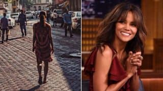X-Men Actress Halle Berry Gets Lost In The Streets Of Mumbai