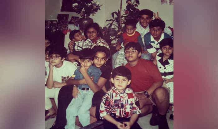 Arjun Kapoor shares a throwback picture on Children's Day