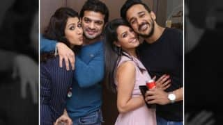 Karan Patel And Wife Ankita Bhargava Go On A Double Date With Anita Hassanandani And Rohit Reddy - See Pic