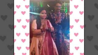 Ahead Of Their Wedding, Bharti Singh And Haarsh Limbachiyaa Organise Mata Ki Chowki