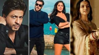 Padmavati Controversy Rages On; Salman Khan – Katrina Kaif Give Us Sleepless Nights; Shah Rukh Khan Keeps Us Looking Forward To New Year: Bollywood Week In Review