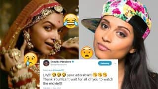 Deepika Padukone Has Her Heart in the Right Place but Not the Grammar in Tweet to Superwoman aka Lilly Singh
