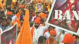 Padmavati Controversy: Shots Fired in Chhittorgarh as Protests Escalate