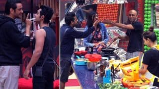 Bigg Boss 11: Will Fight Between Former Friends Puneesh Sharma And Akash Dadlani Impact The Nominations?