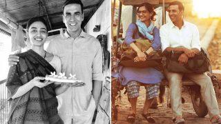 Padman: Akshay Kumar Reveals First Looks Of His Leading Ladies SonamKapoor, Radhika Apte In The Most Chivalrous Way