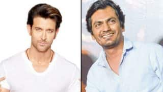 Nawazuddin Siddiqui To Play An Antagonist In Hrithik Roshan's Krrish 4 ?