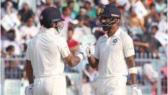 IND vs SL, कोलकाता टेस्ट: टीम इंडिया को 49 रन की बढ़त