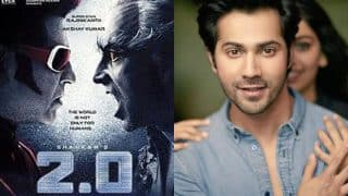 Varun Dhawan To Give His October Release Date To Rajinikanth-Akshay Kumar's 2.0?