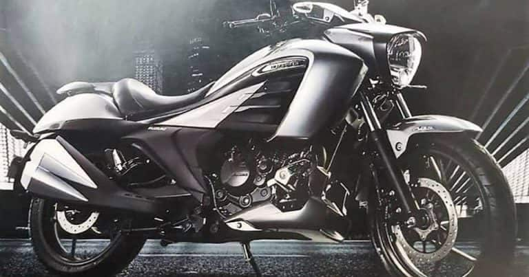 Suzuki Intruder 150 India Launch Live Updates