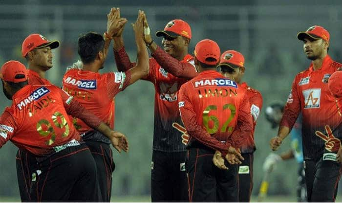 Bangladesh Premier League: Sylhet Sixers beat Dhaka Dynamites by nine wickets
