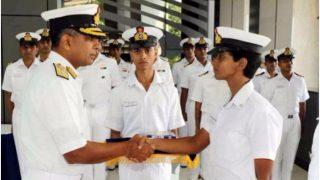 भारतीय नौसेना में शामिल हुईं चार महिलाएं, शुभांगी बनीं पहली महिला पायलट