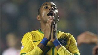 ब्राजीली स्ट्राइकर रोबिन्हो को बलात्कार के आरोप में नौ साल की जेल