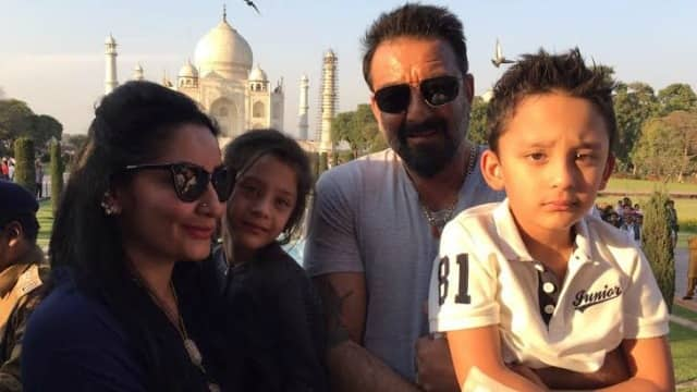 Maanayata Dutt: We Worry About Telling The Twins About ...