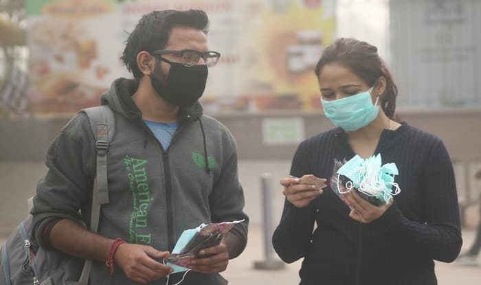 Delhi pollution: Breathing is injurious to health