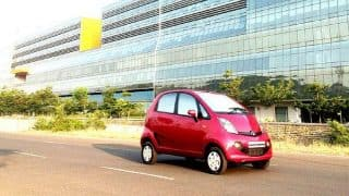 Tata Nano is Back With its Electric Version, to Hit Roads Soon