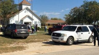 Texas Church Shooting Leaves More Than 20 Dead; Shooter Killed