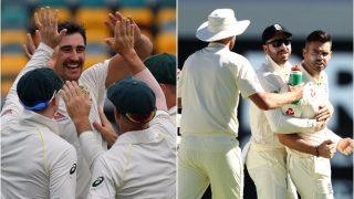 AUS vs ENG: पहले एशेज टेस्ट का दूसरा दिन गेंदबाजों के नाम