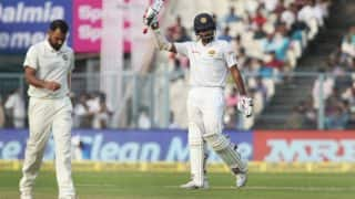 India vs Sri Lanka, 1st Test: Visitors Take The Honours on Day Three