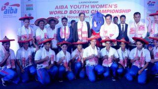 2017 AIBA Youth Women's World Boxing Championship Logo, Mascot Unveiled