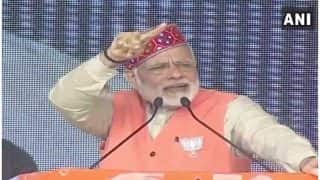 Himachal Pradesh Assembly Election 2017: Even Congress Knows it Will be Wiped Off in Polls, Says PM Narendra Modi in Sirmaur