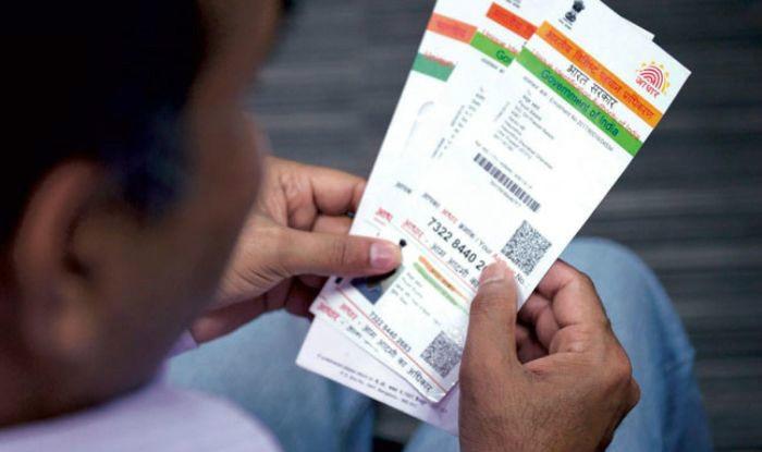 Image result for Aadhaar card news pics
