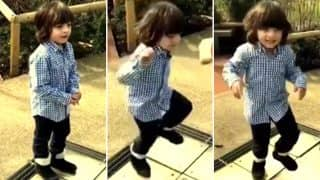 Shah Rukh Khan Posted A Video Of Abram Dancing For Aryan And Suhana And It Is Too Cute For Words