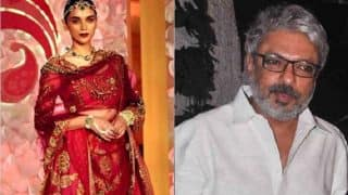 Aditi Rao Hydari On The Padmavati Controversy: Sanjay Leela Bhansali Is An Artist We Should All Be Proud Of