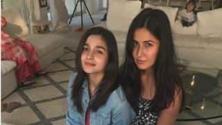 Abram Just Photobombed Katrina Kaif and Alia Bhatt's Perfect Moment - See Pic