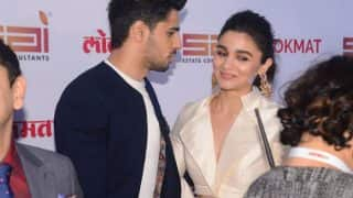 Sidharth Malhotra And Alia Bhatt Haven't Patched Up - Read Details