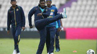 IND vs SL: Angelo Mathews Returns to Sri Lanka T20 Squad For Three-Match Series vs India, Lasith Malinga to Lead 16-Member Side