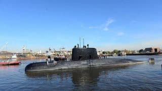'Explosion' Recorded Near Site of Argentine Submarine ARA San Juan's Disappearance: Reports